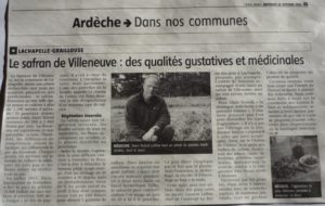 article safran de villeneuve