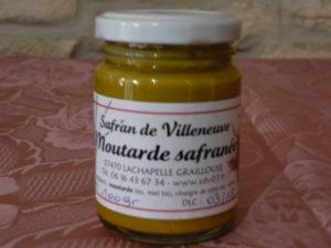 moutarde safranée