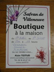 boutique safran